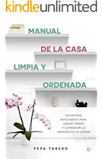 Manual de la casa limpia y ordenada (Fuera de colección)