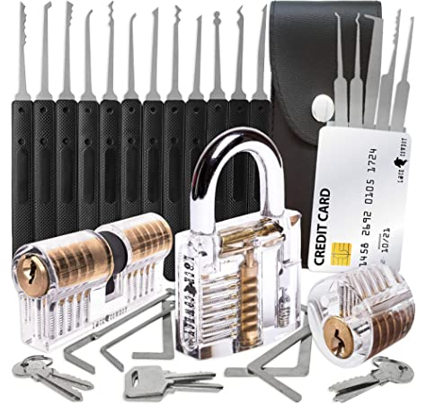 Kit de llaves bumping Bump-Keys para cerraduras de seguridad ...