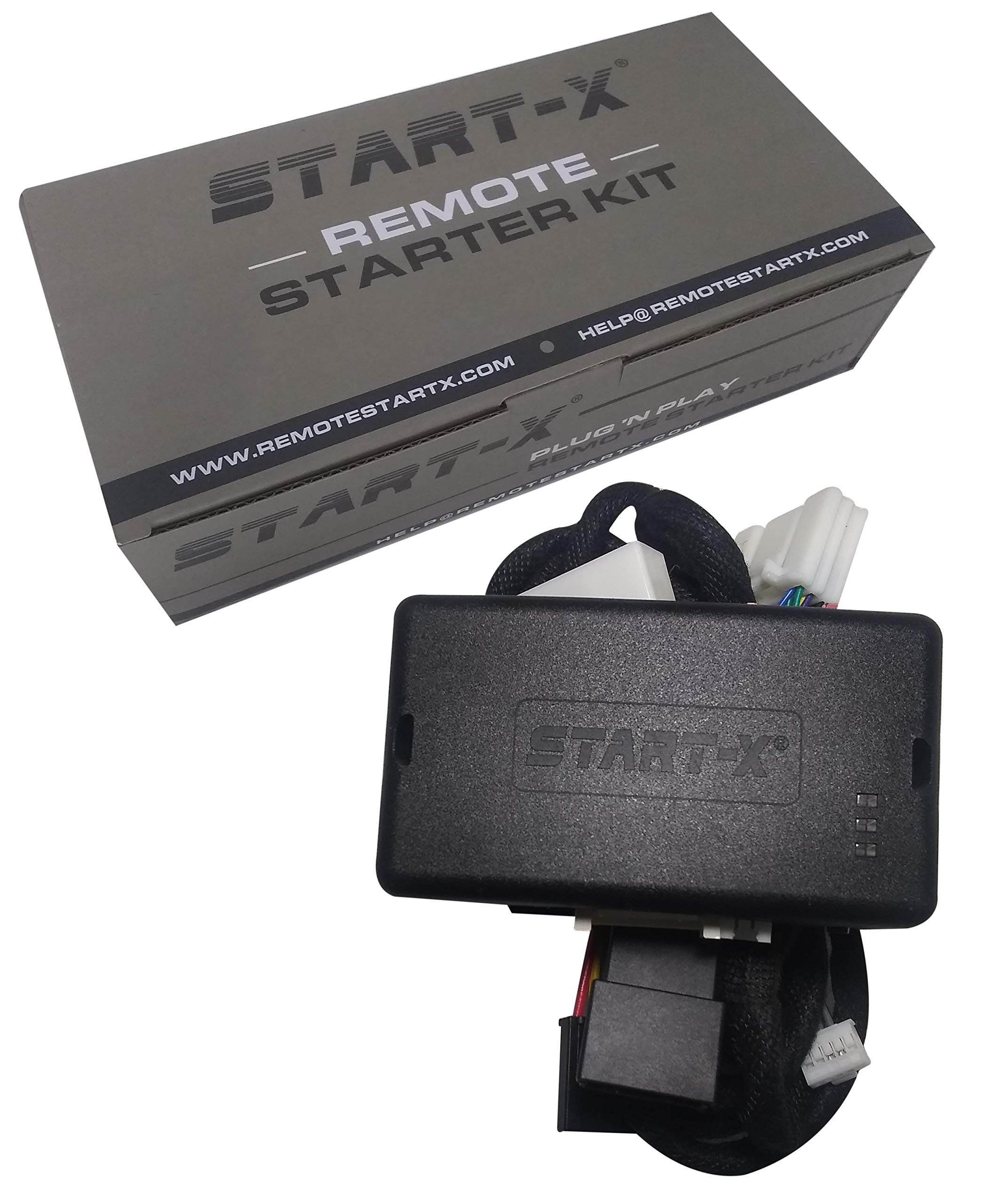 Start-X Plug N Play Remote Start Starter for Toyota Highlander 2014-2019, C-HR 2018-2019, Land Cruiser 2016-2018 || Push to Start Only || Lock 3X to Remote Start by Start-X