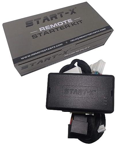 Amazon.com: Start-X Plug N Play Remote Start Starter for ...
