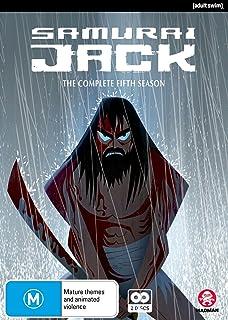 Samurai Jack: Season 4 [Reino Unido] [DVD]: Amazon.es: Cine ...