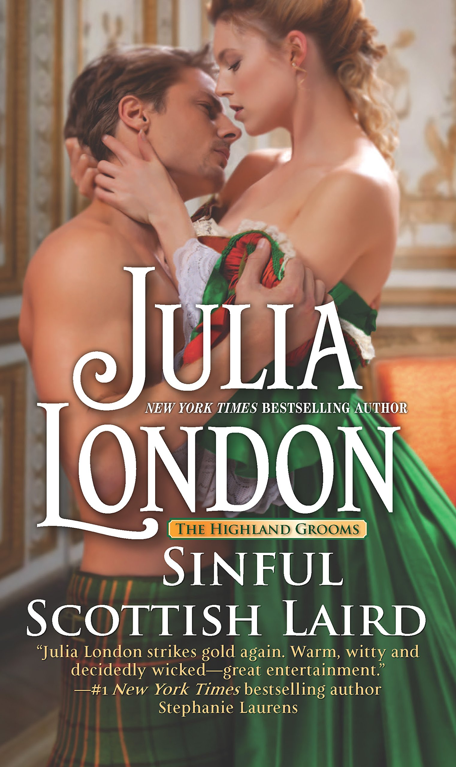 Read Online Sinful Scottish Laird: A Historical Romance Novel (The Highland Grooms) ebook
