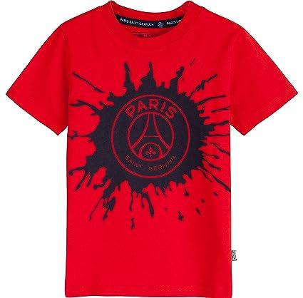PARIS SAINT-GERMAIN T-Shirt PSG Fille Collection Officielle Taille Enfant