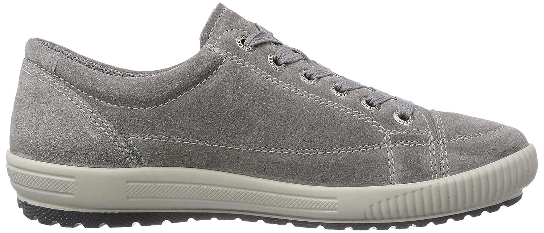 Legero Grau TANARO 400820, Damen Sneakers Grau Legero (Metall 92) 77426f
