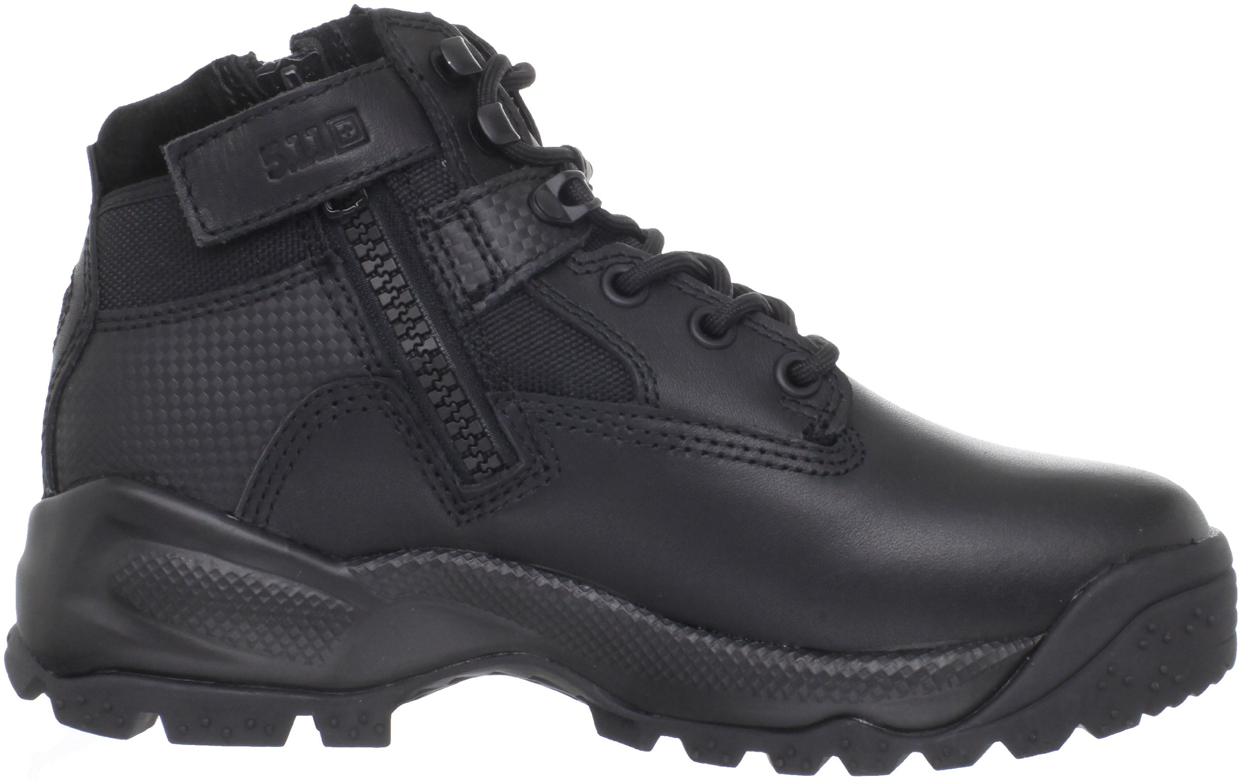 5.11 Women's A.T.A.C. 6'' Side Zip Tactical Boots, Style 12025, Black, 6 R by 5.11 (Image #6)