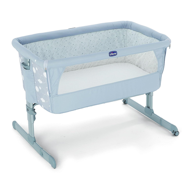 color gris estampado 6 alturas Chicco Next2Me Cuna de colecho con anclaje a cama colecci/ón 2017