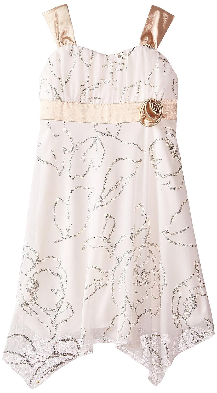 6c77b319c71 Amazon.com  Speechless Little Girls  Hanky Hem Occasion Dress