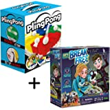 Pling Pong And Break Free Board Game Christmas Bundle Holiday Gift