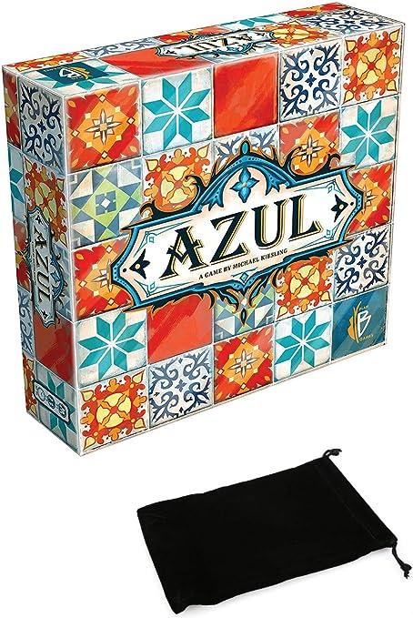 Juego de Mesa Azules para niños o niños/Juego de Mesa de Fiesta con Bolsa de cordón: Amazon.es: Juguetes y juegos