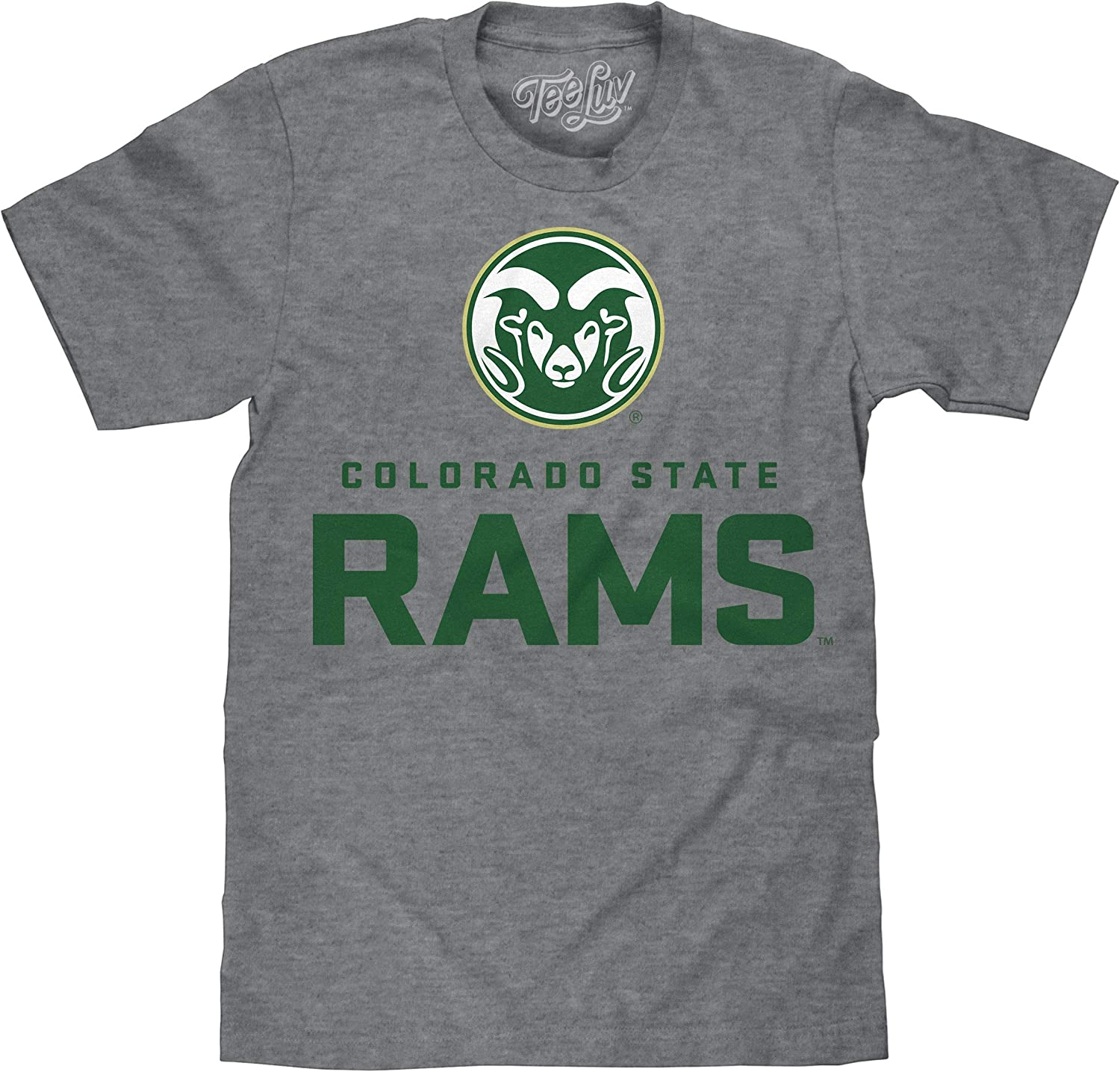NCAA Colorado State Rams T-Shirt V1