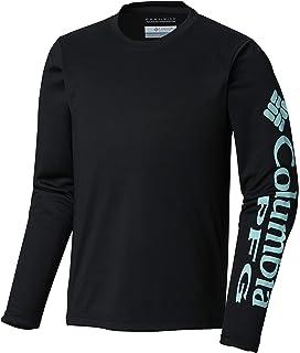 ead73db68f4 Amazon.com: Columbia PFG Silhouette Series Long Sleeve Shirt: Clothing