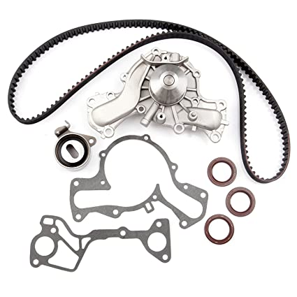 amazon timing belt water pump kit eccpp automotive replacement 1999 Dodge Grand Caravan Engine Diagram timing belt water pump kit eccpp automotive replacement timing parts belt sets with seals for
