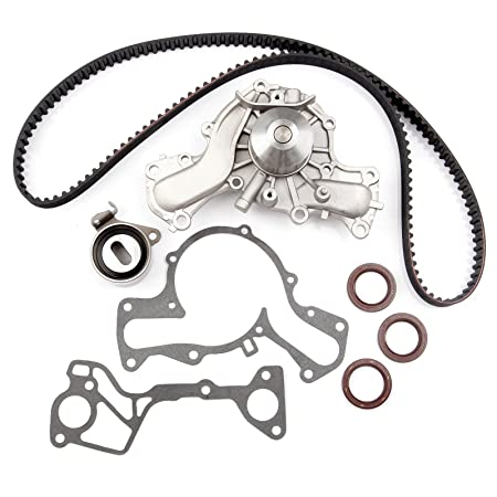 amazon timing belt water pump kit eccpp automotive replacement 2005 Dodge Caravan Fuel Tank amazon timing belt water pump kit eccpp automotive replacement timing parts belt sets with seals for chrysler daytona dynasty grand voyager lebaron