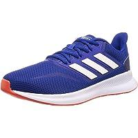 Adidas Runfalcon Men's Running Shoe, Collegiate Royal/Cloud White/Active Orange, 10.5 US