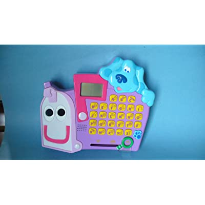 Blues Clues Mailbox - Electronic Handheld toy: Toys & Games