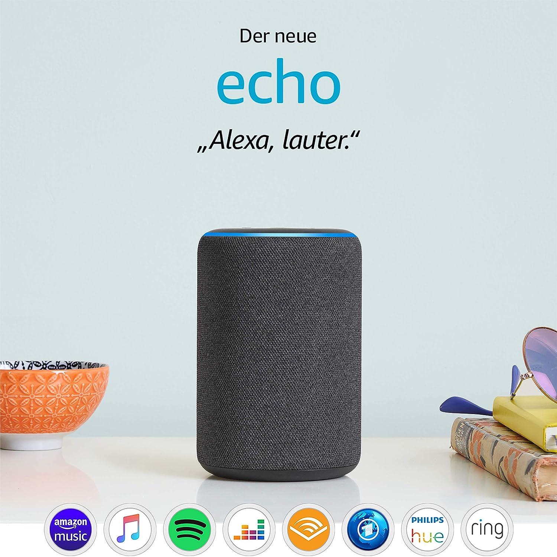 [amazon.de] Amazon Echo 3. generacija za 64,99€ umjesto 99€
