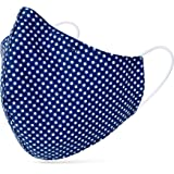 tanzmuster ® mondkapje wasbaar 100% kotoen OEKO-TEX 100 met neusclip en filterzak - stoffen gezicht masker handmade en…