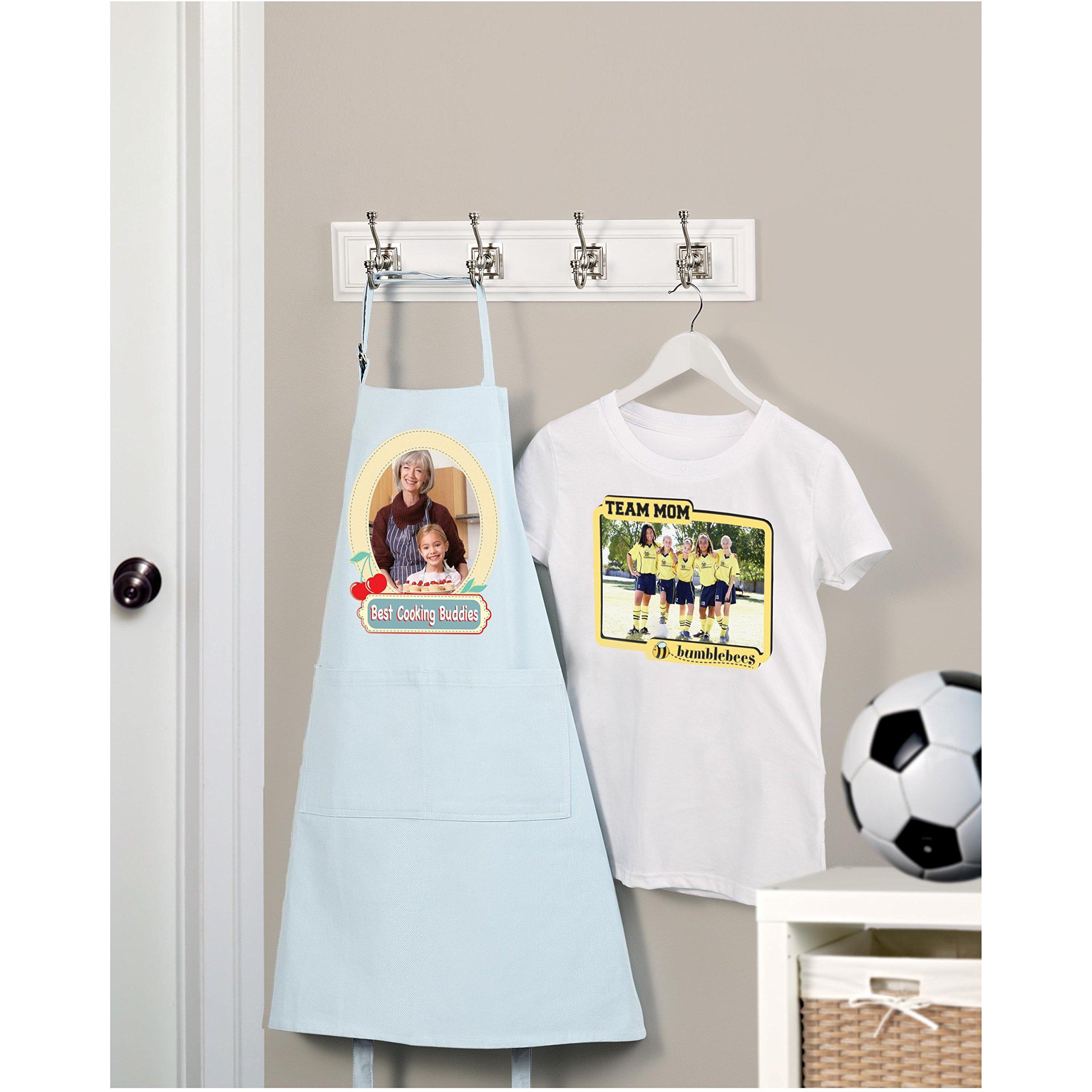 T shirt fabric bag transfer paper inkjet printer for Inkjet t shirt printing