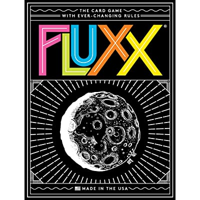 Fluxx 5.0 Card Game: Toys & Games