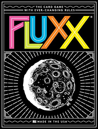 Fluxx Card Game, RPG Player Types