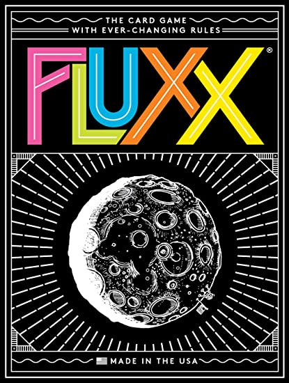 Fluxx Monty Python The Ever Changing Card Gam