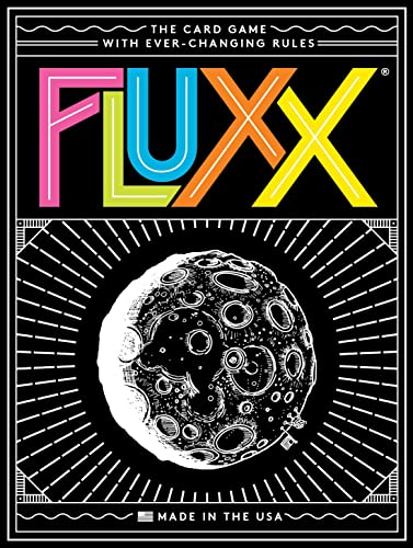 Looney Labs Fluxx 5.0 Card Game