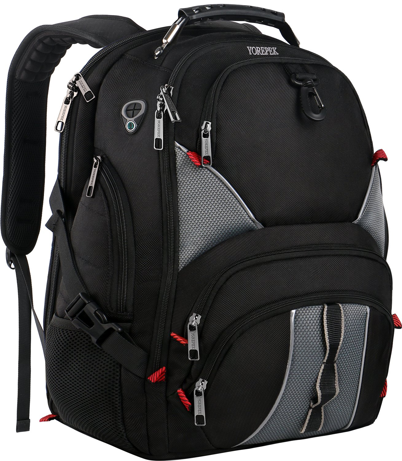 ab2a45bafe9a Amazon.com  17 Inch Laptop Backpack