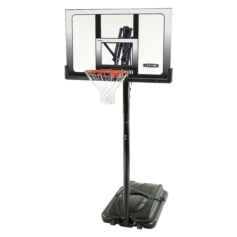 Lifetime 71286 XLポータブルバスケットボールシステム、52インチShatterproof Backboard B0013ISJYC