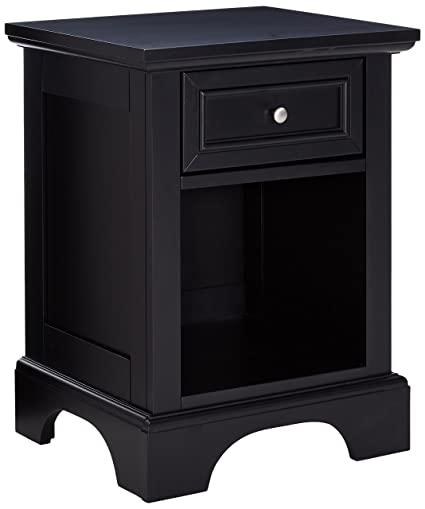 Ordinaire Home Styles 5531 42 Bedford Night Stand, Black Finish