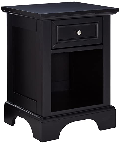 Amazon Home Styles 5531 42 Bedford Night Stand Black Finish