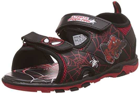 Spiderman Boy's Sandals and Floaters Sandals & Floaters at amazon