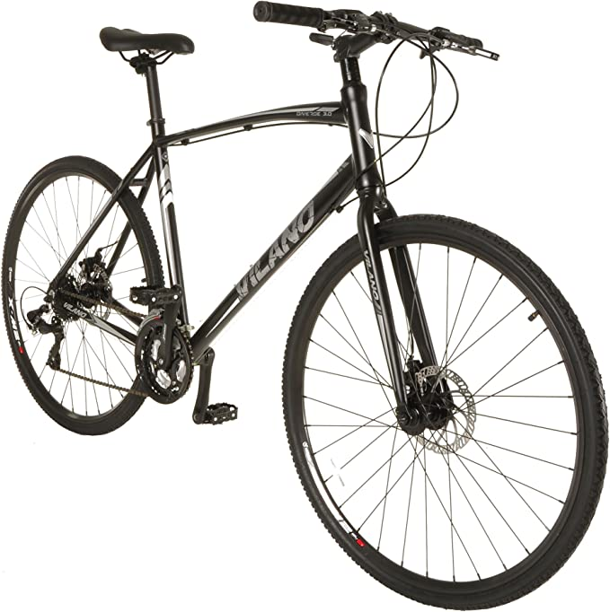 Best bike for college student: Vilano Diverse 3.0 Performance Hybrid Road Bike