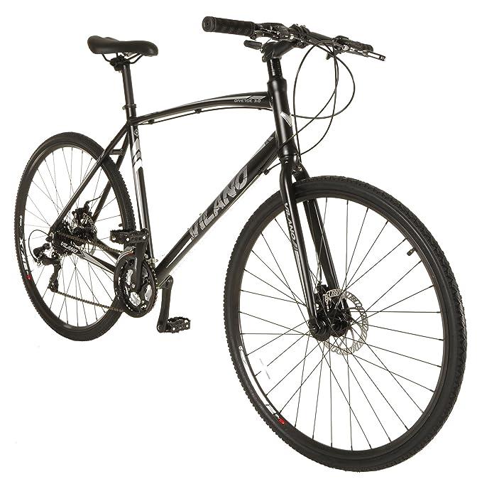 Best Touring Bikes: Vilano Diverse 3.0 Performance Hybrid Road Bike