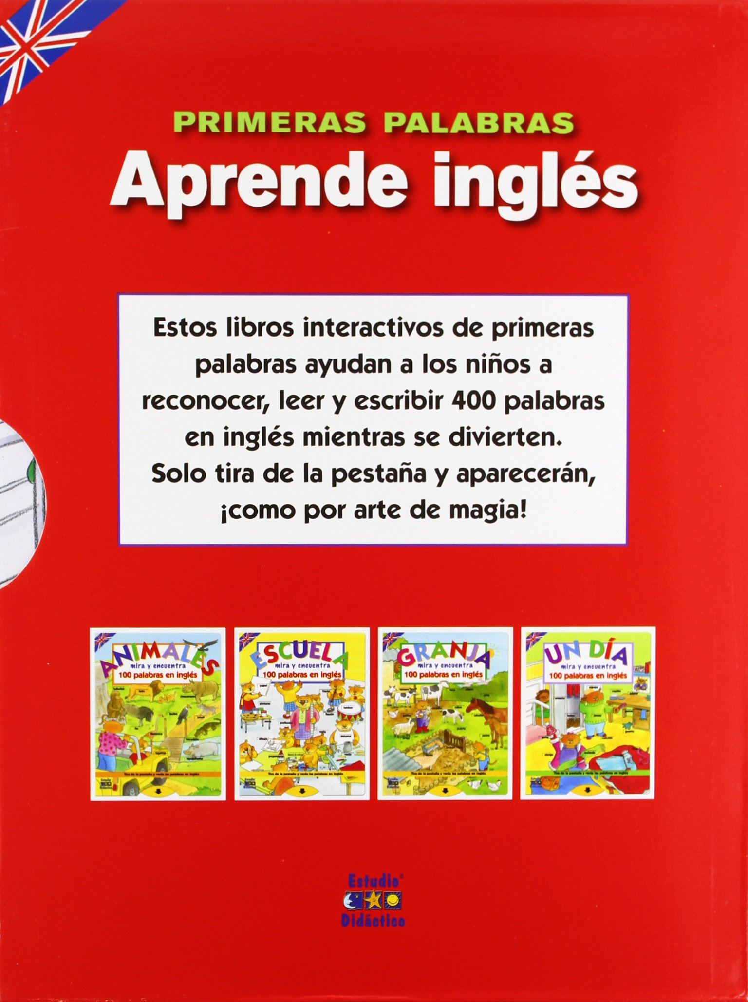Estuche Aprende Inglés (Mira y encuentra): Amazon.es: Equipo editorial: Libros
