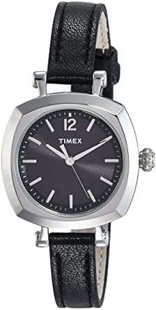 128b5f7c3 Image Unavailable. Image not available for. Colour: Timex Analog Black Dial  Women's Watch ...