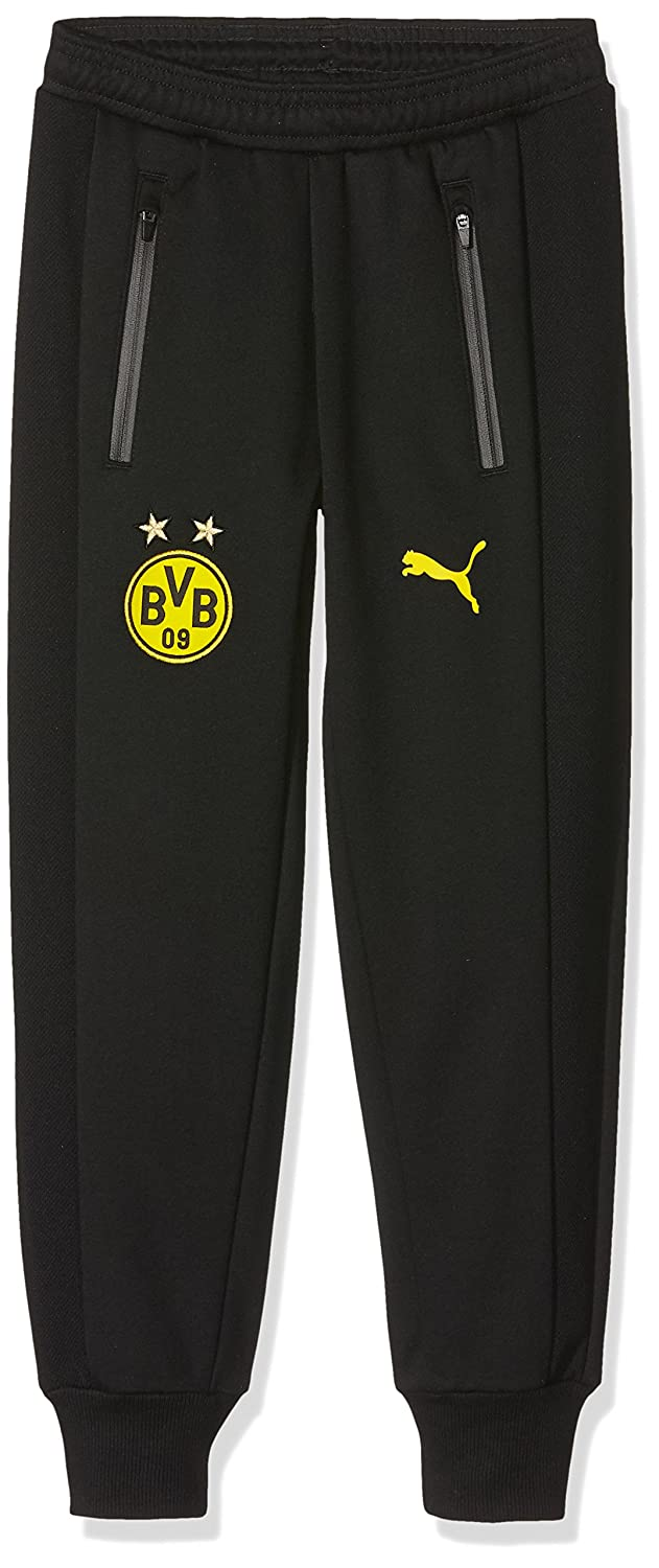 Puma Kinder Hose BVB Casuals Performance Sweat Pants