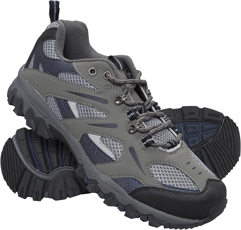 Mountain Warehouse Jungle Mens Hiking Shoes - for Running, Walking