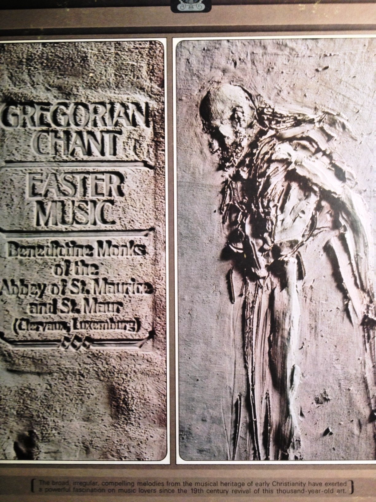 Gregorian Chant: Easter Music