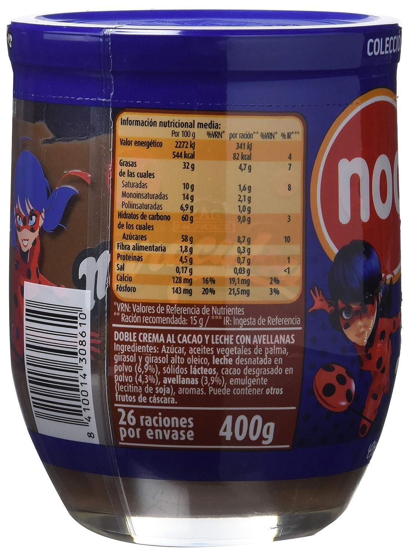 Nocilla - Crema Duo de cacao, 400 g - [pack de 2]: Amazon.es: Alimentación y bebidas
