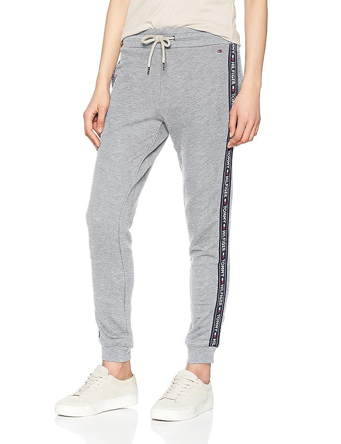 Tommy Hilfiger Track Pant HWK, Pantalones de Pijama para Mujer: Amazon.es: Ropa y accesorios