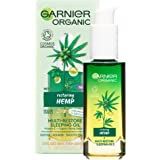 Garnier SkinActive Face Garnier SkinActive Face Organic Cáñamo Multi-Restore Facial Night Sleeping Oil 0,1401 kg