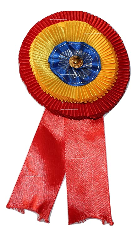 Buy SPHINX Satin Ribbon Badges for Conference/Meetings