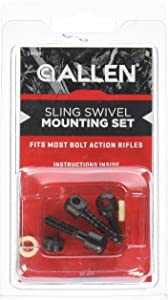 Allen Gun Sling Swivel Mounting Hardware, Bolt Action Rifles