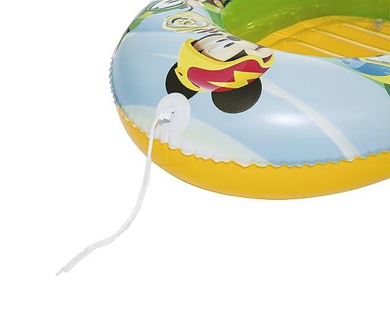 Juguetes Industriales-91003 Mickey Mouse Barquita hinchable, 101 x 68 cm Bestway 48-80272: Amazon.es: Juguetes y juegos