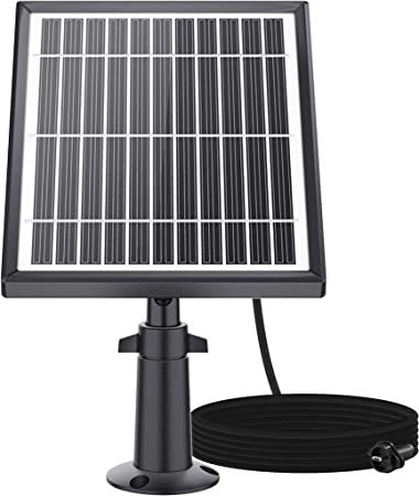 Zosi Outdoor Solarpanel 5v Ladegerät Mit 4 Meter Usb Elektronik