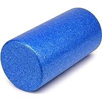 Yes4All PE de alta densidad de primera rodillo de espuma para yoga física, movilidad y flexibilidad