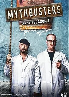 Mythbusters Die Wissensjäger Volume 1 4 Dvds Amazonde