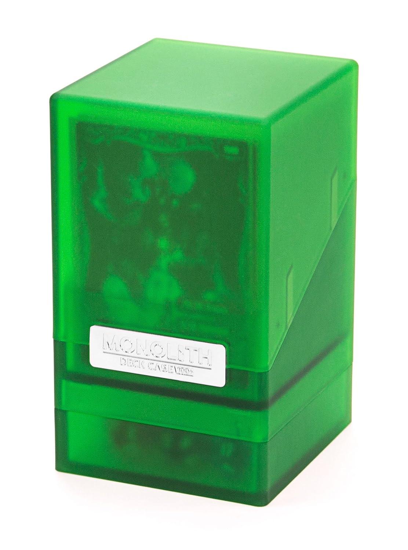 smaragd Ultimate Guard UGD010364 Monolith Deck Case 100 Standardgr/ö/ße