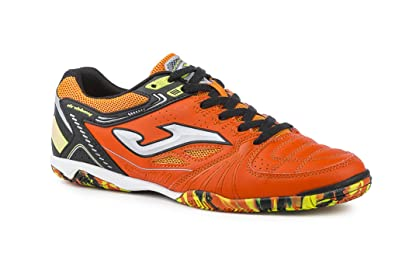 2475441fc81 Joma Men s Dribling 607 Coral-Negro Indoor Futsal Shoes  Amazon.co.uk  Shoes    Bags