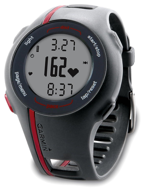 Garmin Forerunner 110 - Reloj GPS con pulsómetro, edición para hombre:  Amazon.es: Deportes y aire libre